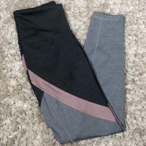 Old Navy grey workout leggings